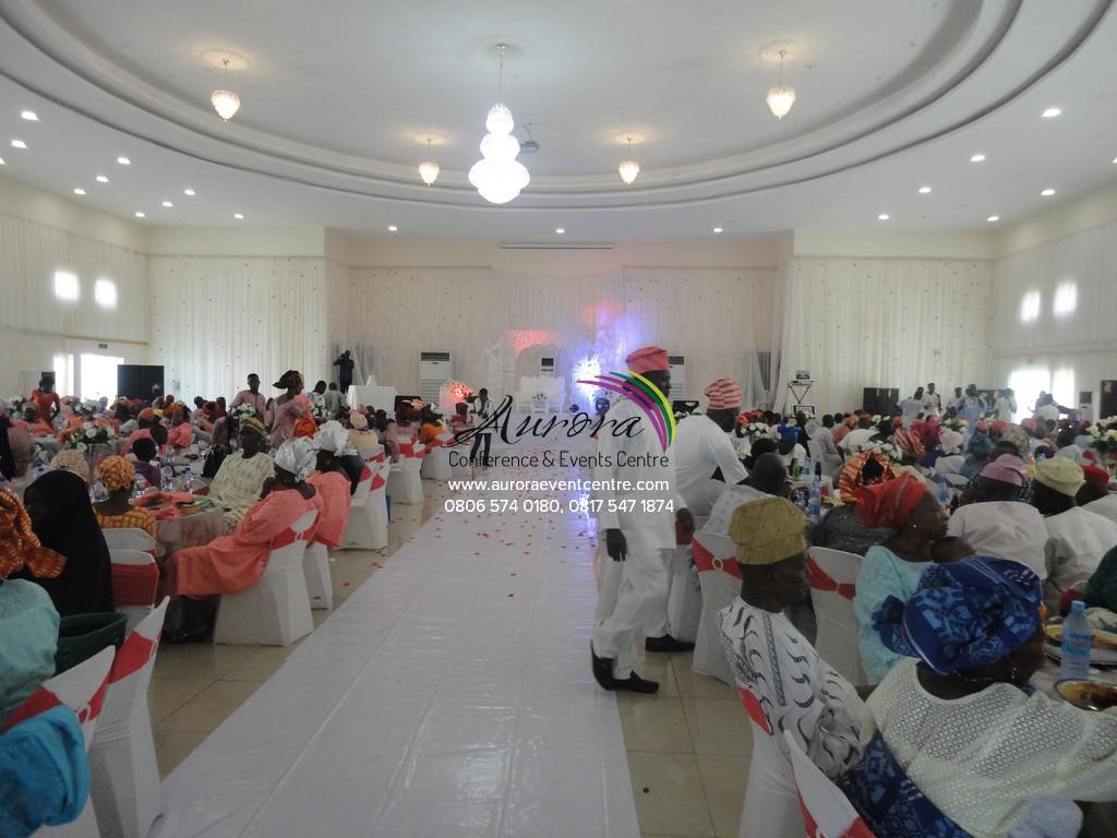 Funke Alarape Wedding