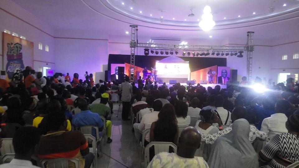 LaffMatazz by Gbenga Adeyinka