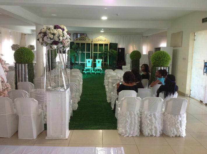 Omoniyi Wedding