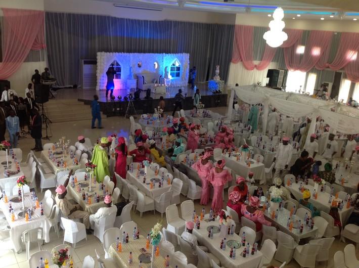 Solagbade Wedding