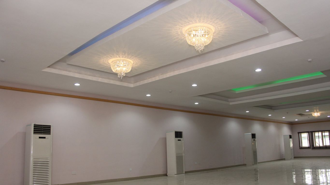 400 Seater Conference Room