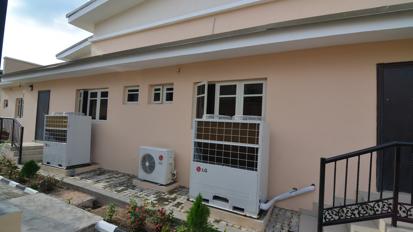 Functional Air Conditioning System