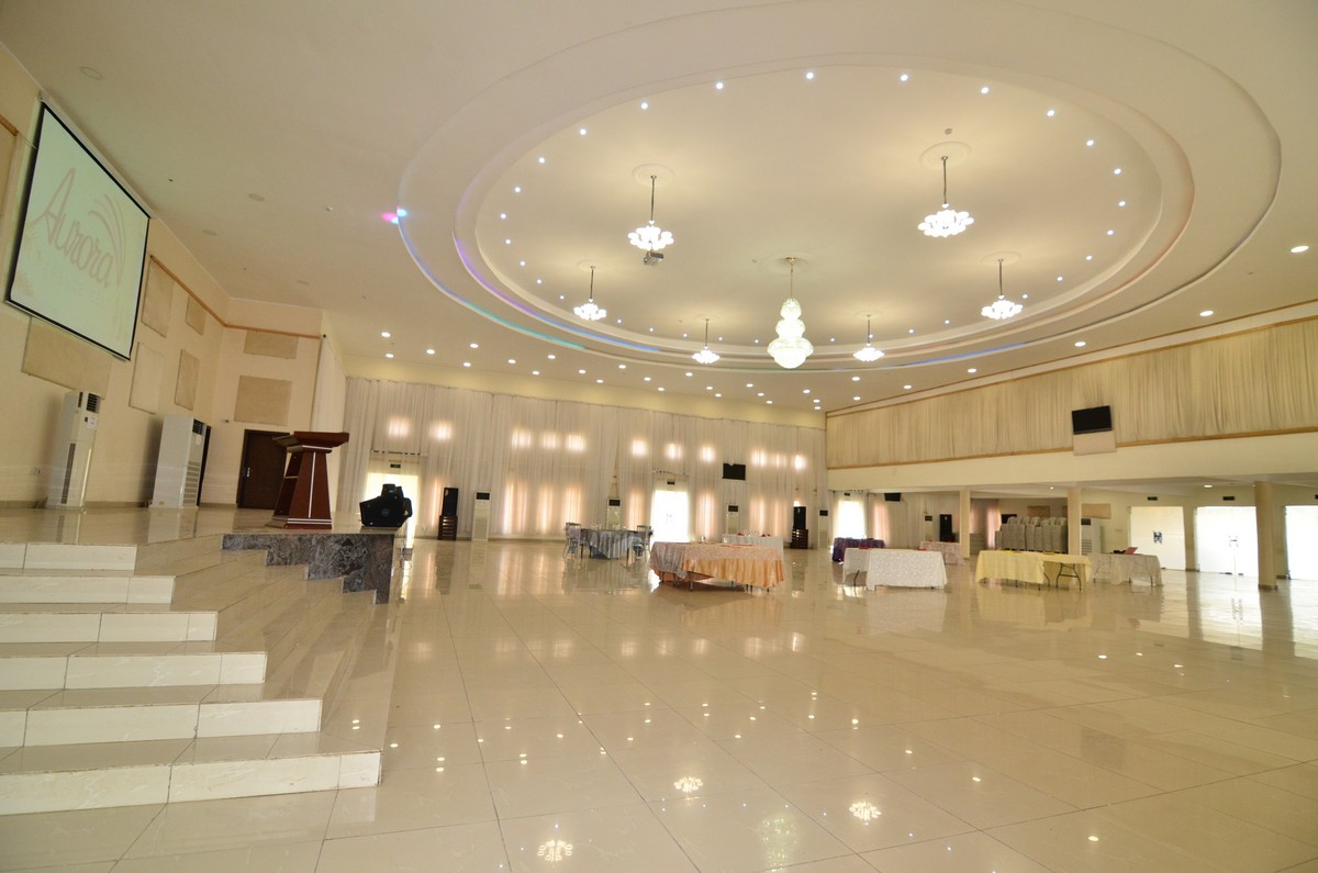 2000 Seater Banquet Hall