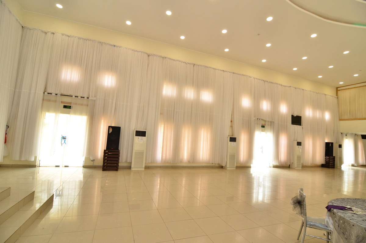 1500/2000 Seater Banquet Hall