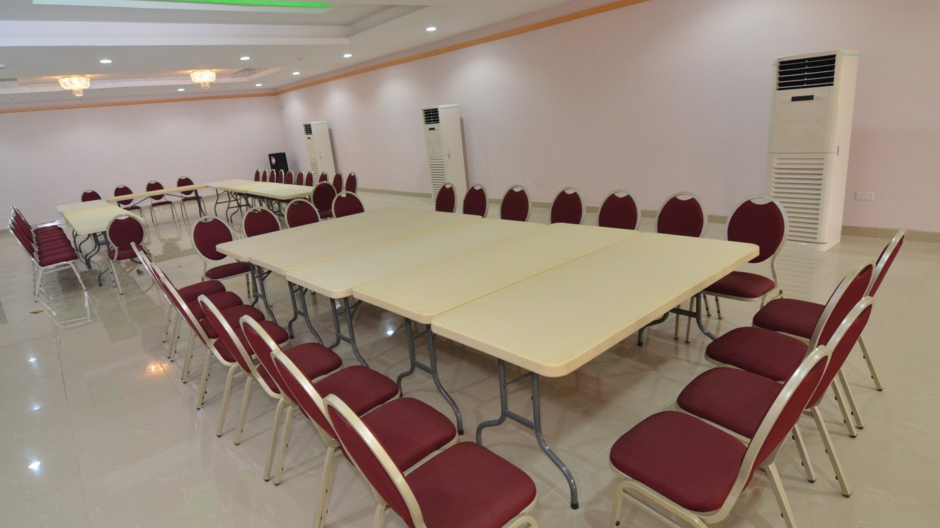 500 Seater Conference Room