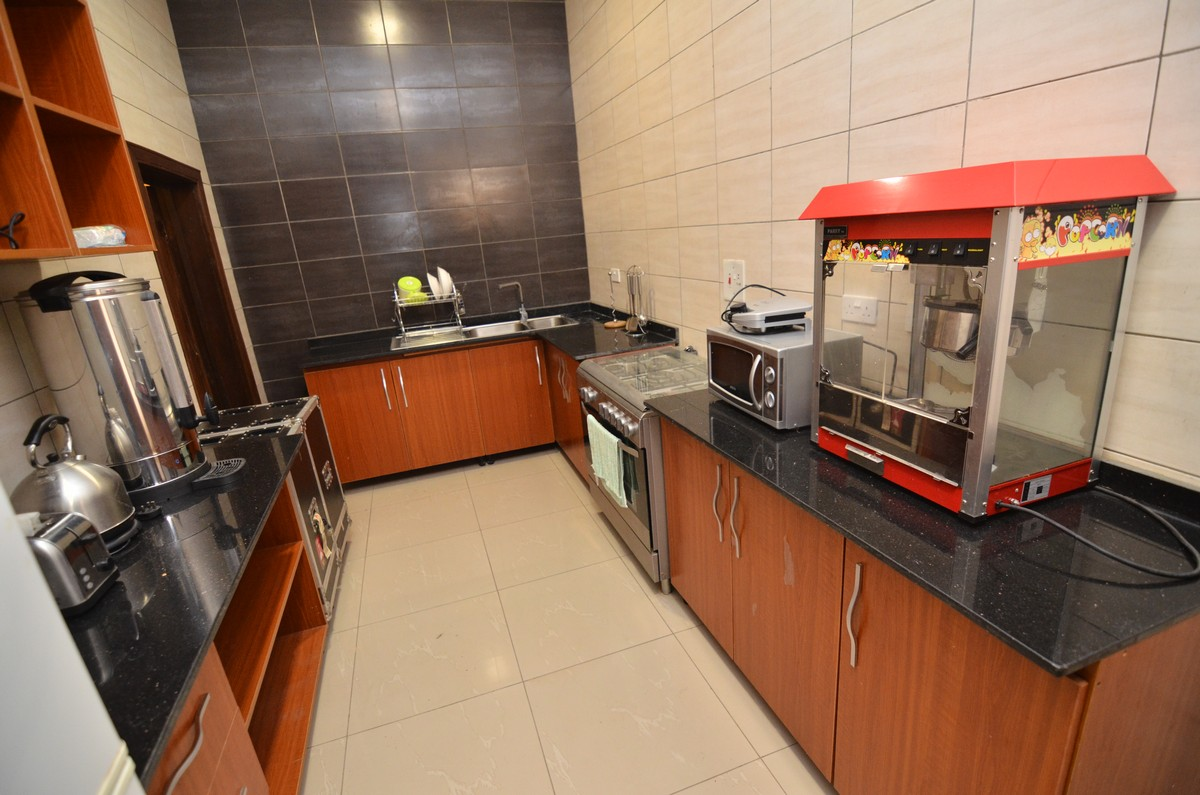 Fully Furnished Kitchenette